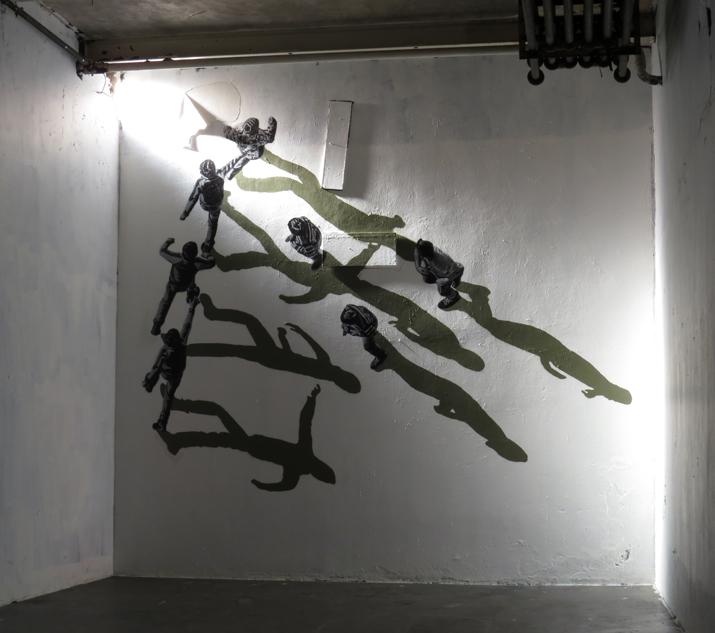 'Nuart' - Anders Giennestad. Foto: Kalevkevad
