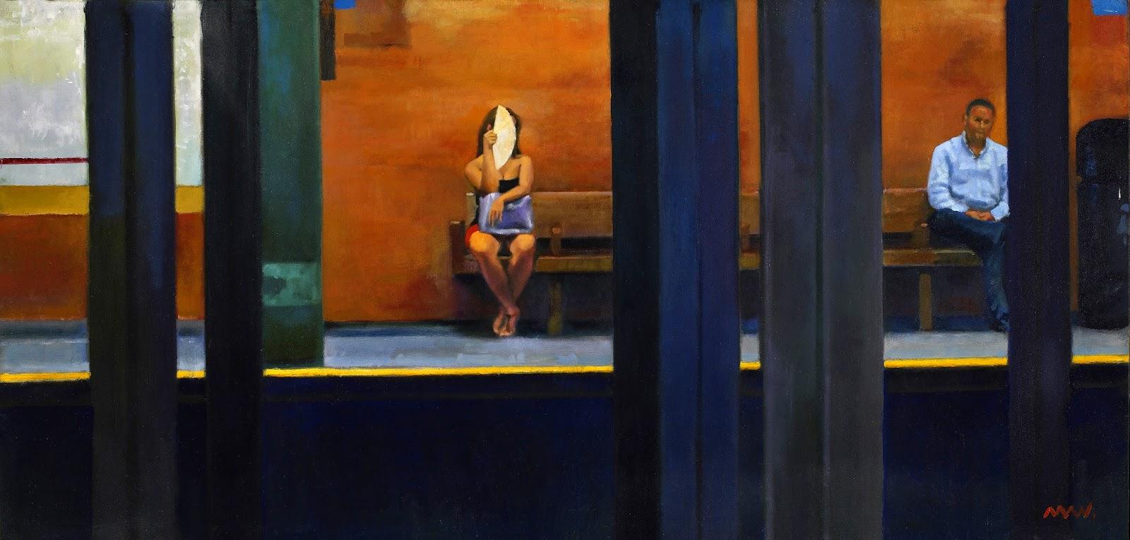 'Signal' - Nigel Van Wieck