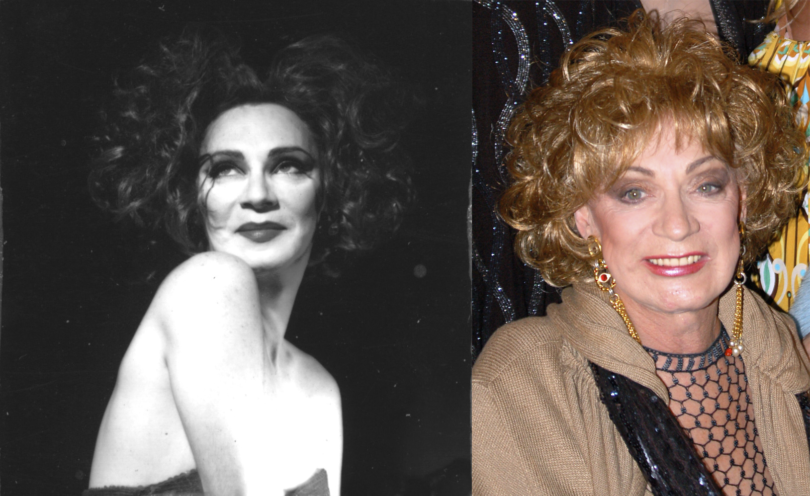 Holly Woodlawn (Fotos: Wikipedia)