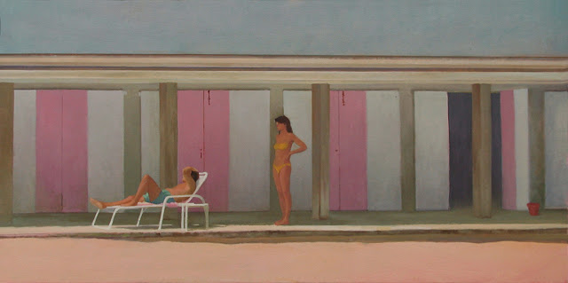 'Summer Vacation' - Nigel Van Wieck