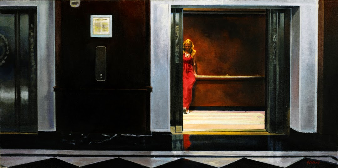 'First Floor' - Nigel Van Wieck