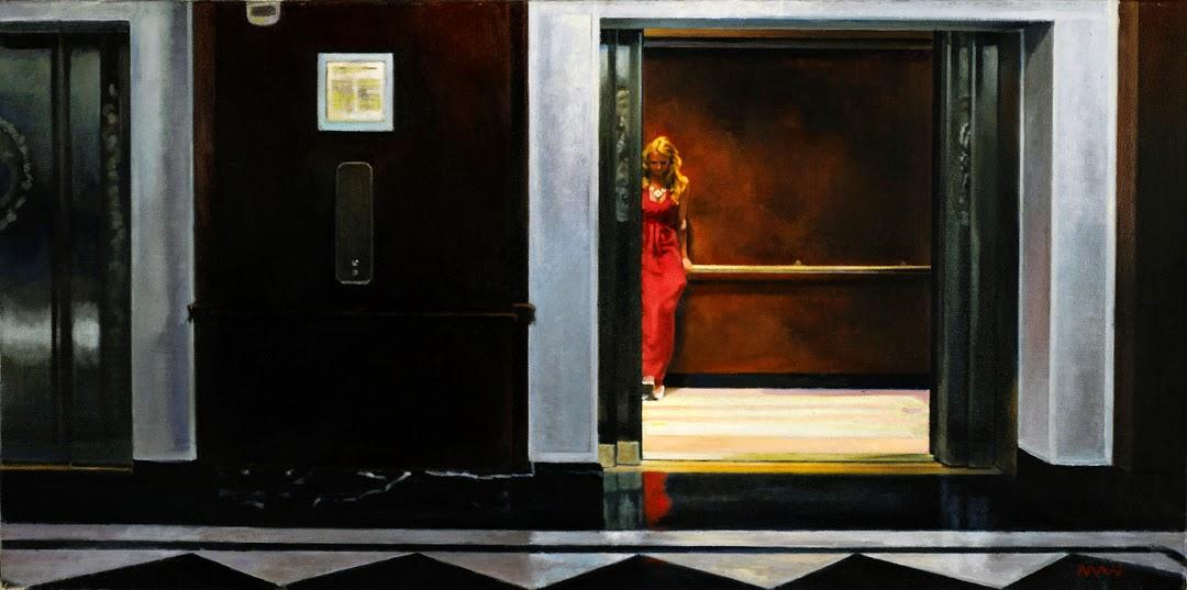 'First Floor' - Nigel Van Wieck