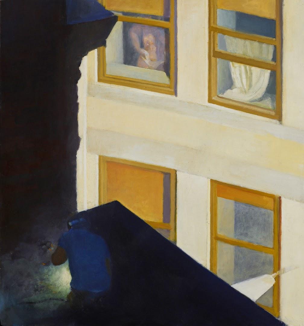 'The Welder' - Nigel Van Wieck