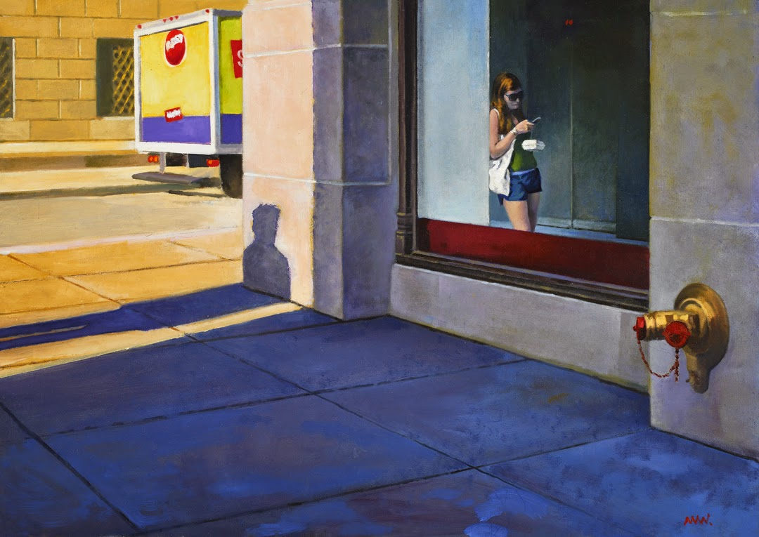 'Without Even Looking' - Nigel Van Wieck
