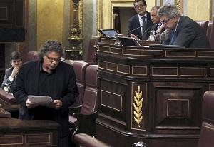 Tardá expulsado del Congreso por hablar en catalán