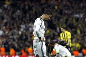 Ronaldo derrotado por el Borussia