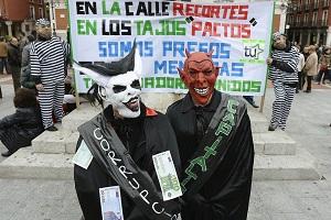 Protesta primero de mayo