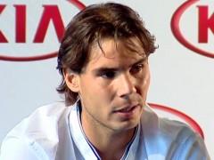 Rafael Nadal. (ATLAS)
