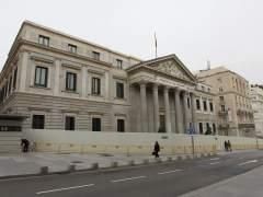 Congreso de los Diputados. (JORGE PARÍS)