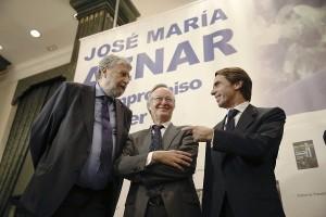 Fidalgo, Piqué y Aznar