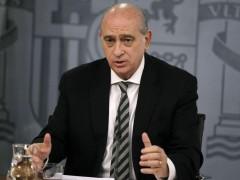 El ministro de Interior Jorge Fernández Díaz. (Paco Campos/EFE)