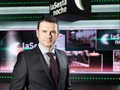 Iñaki López, presentador de 'La Sexta Noche'. (LA SEXTA)