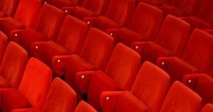 Butacas de un cine (ARCHIVO)