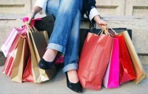 Navidad, época de compras (Archivo)
