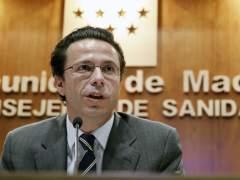 El exconsejero de sanidad de Madrid, Javier Fernández Lasquetty. (EFE/Ángel Díaz)