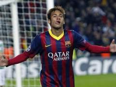 El jugador del FC Barcelona, Neymar. (EFE)