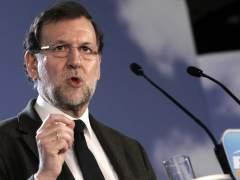 El presidente del Gobierno, Mariano Rajoy. (EFE).