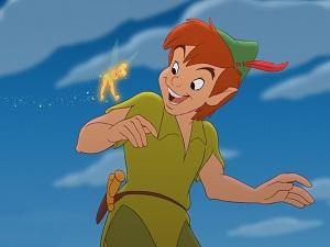 Fotograma de la película 'Peter Pan'.