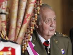 El rey Juan Carlos de España. (Sergio Barrenechea)