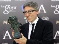 David Trueba, el gran triunfador de los Goya 2014. (Víctor Lerena/EFE)