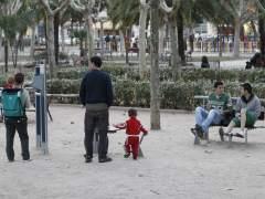 Parques deportivos para mayores. (JORGE PARÍS)