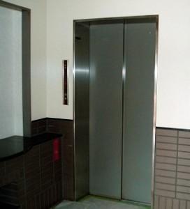 Un ascensor. (ARCHIVO)