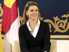 La presidenta de Castilla-La Mancha, María Dolores de Cospedal. (EFE)