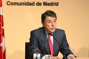El Presiente de la Comunidad de Madrid, Ignacio González. (EFE)