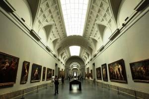 La Galería Central del Museo del Prado (Leonardo Wen / EFE)