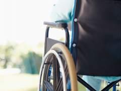 Un hombre en silla de ruedas. (GTRES)