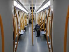 Metro de Madrid. (JORGE PARÍS)