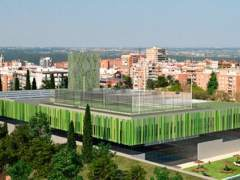 Captura del próximo Centro Deportivo Municipal GO fit de Vallehermoso en Madrid. (GO-FIT.ES)