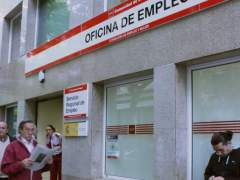 Imagen de archivo de una oficina del INEM. (ARCHIVO)