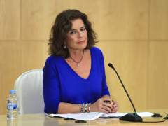La alcaldesa de Madrid, Ana Botella. (EFE)