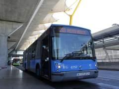 Imagen de un autobus dela EMT. (JORGE PARÍS)