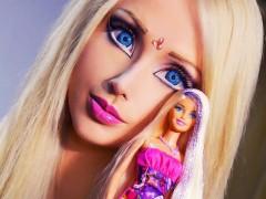 La Barbie humana. (GONZOO)