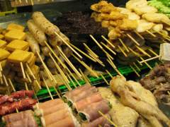 Mercado de Taipei en Taiwán. (ARCHIVO)