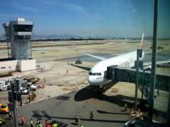 El aeropuerto de Barcelona-el Prat. (ACN)
