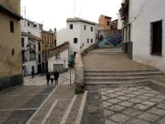 Fotografía de Albayzín, barrio del este de la ciudad española de Granada. (TORRES)