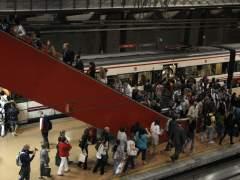 Estación de Atocha en Madrid. (ARCHIVO)