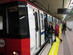 Una imagen del Metro de Barcelona. (EP)