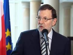 Rueda de prensa de Mariano Rajoy. (ATLAS)