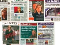Imagen de archivo de la prensa española. (GTRES)