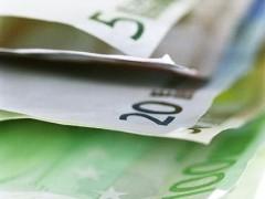 Billetes de euro, en una imagen de archivo. (GTRES)
