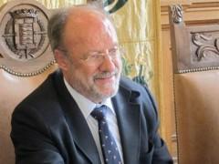 Javier León de la Riva, alcalde de Valladolid. (EP)