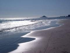 Playa de La Llana (San Pedro del Pinatar).