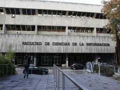 Facultad de Ciencias de la Información de la UCM. (ARCHIVO)