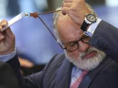 El candidato a comisario europeo para Acción Climática y Energía, Miguel Arias Cañete.  (EFE)