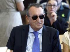 El expresidente de la Diputación y del PP en la provincia Carlos Fabra. (EFE)