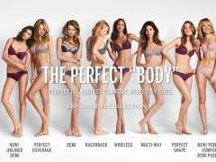 Imagen de la campaña  'The perfect Body' de Victoria's Secret.